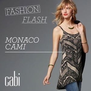 Cabi Monaco Cami Tunic # 3278